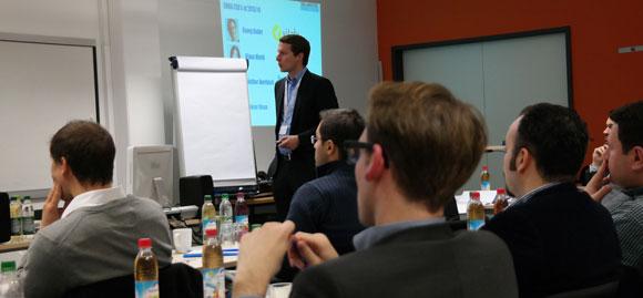 Executive MBA Day