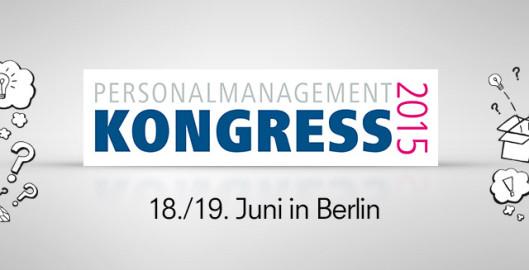 Personalmanagement Kongress in Berlin